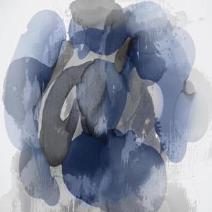 Indigo Flow I by Kristina Jett