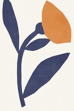 Appelsinugult Einn by Kristine Hegre