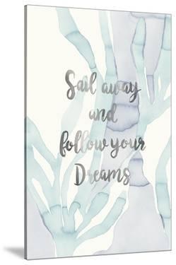 Coastal Wisdom - Sail by Kristine Hegre