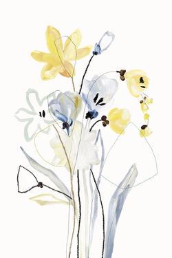 Floral Cluster by Kristine Hegre