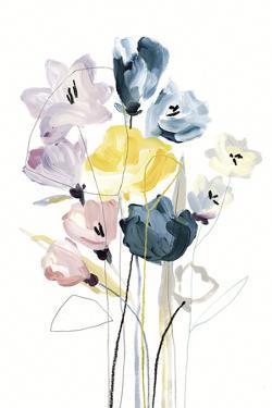 Floral Spray by Kristine Hegre