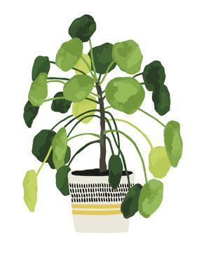 Foliage Verde by Kristine Hegre