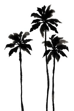 Palm Ink Trio by Kristine Hegre
