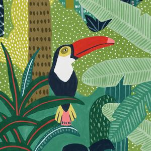 Tropical Aves - Focus by Kristine Hegre