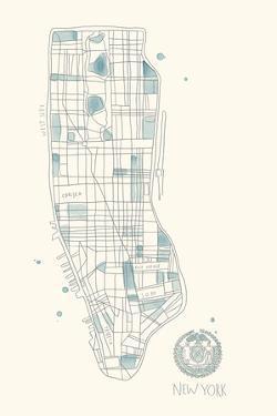 Urban Sprawl - NYC by Kristine Hegre