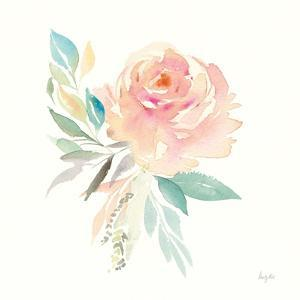 Watercolor Blossom III by Kristy Rice