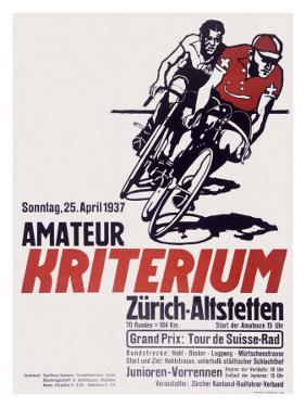 Kriterium Bicycle Race