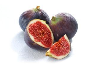 Three Figs, One Cut Open by Kröger and Gross