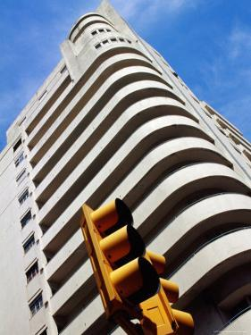 Edificio Lapido, Built in 1930 Art Deco Style, Avenida 18 de Julio, Montevideo, Uruguay by Krzysztof Dydynski