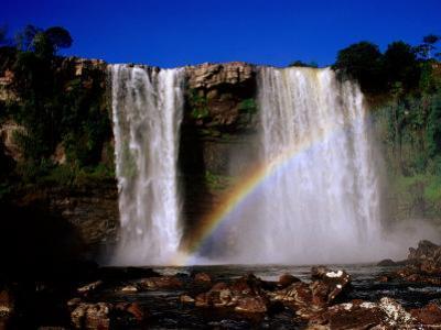 Kama Falls, Gran Sabana, Bolivar, Venezuela by Krzysztof Dydynski