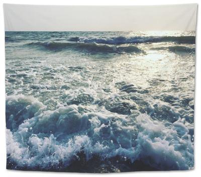 Indian Ocean. Goa Beach. by kseniaarrr