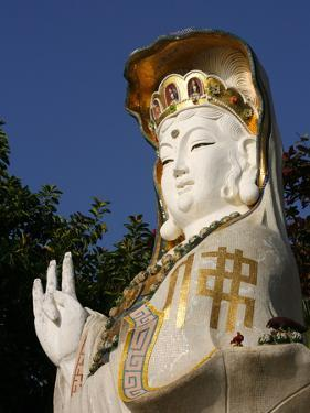 Kuan Yin, Goddess of Mercy, Hong Kong, China, Asia