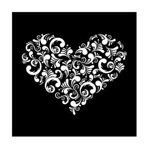 Abstract Heart by Kumer