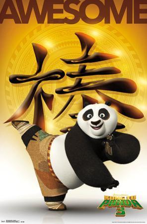 Kung Fu Panda 3 - Awesome