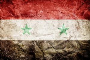 Syria Flag by kwasny221