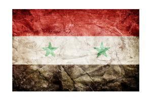 Syria Flag by kwasny221