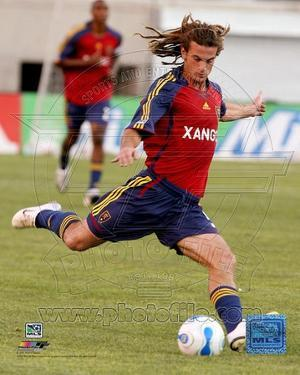 Kyle Beckerman 2007 Action
