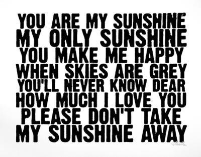 You Are My Sunshine by Kyle & Courtney Harmon