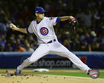 Kyle Hendricks Game 6 of the 2016 National League Championship Series