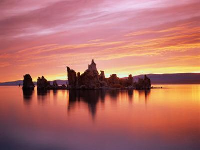 Sunrise Over Mono Lake, CA by Kyle Krause