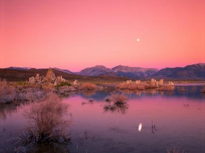 Sunrise Over Sierra Mountain Range, CA by Kyle Krause