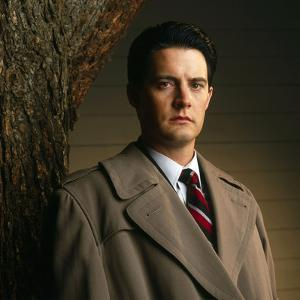 """KYLE MacLACHLAN. """"Twin Peaks"""" [1990], directed by DAVID LYNCH."""