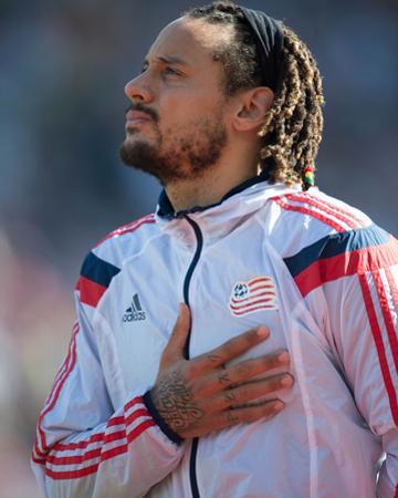 2014 MLS Cup Final: Dec 7, New England Revolution vs LA Galaxy - Jermaine Jones