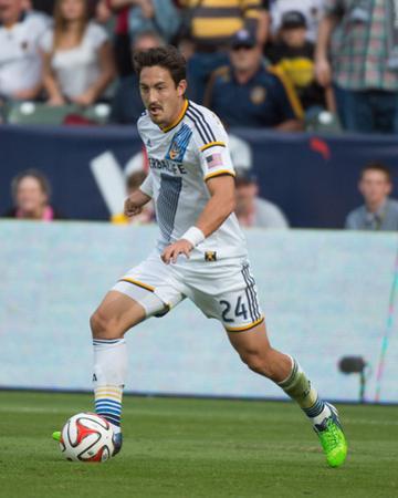 2014 MLS Cup Final: Dec 7, New England Revolution vs LA Galaxy - Stefan Ishizaki