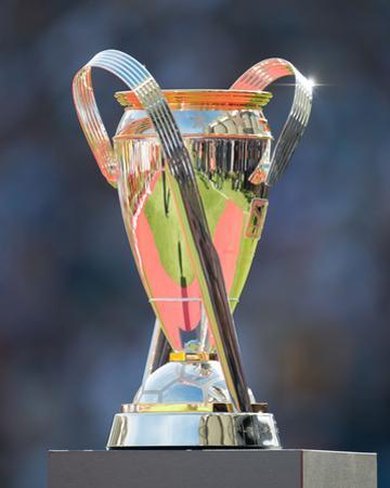 2014 MLS Cup Final: Dec 7, New England Revolution vs LA Galaxy by Kyle Terada