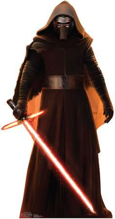 Kylo Ren - Star Wars VII: The Force Awakens Lifesize Standup