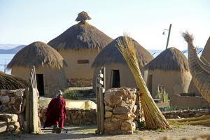 Andean Eco-Village Inca Utama, Lake Titicaca, Huatajata, Bolivia by Kymri Wilt