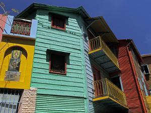 La Boca Neighborhood, Buenos Aires, Argentina by Kymri Wilt