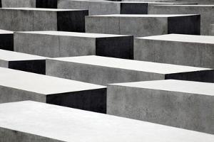 Memorial to the Murdered Jews of Europe, Berlin, Germany by Kymri Wilt