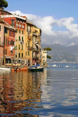 Riviera of Portofino, Italy by Kymri Wilt