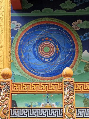 The Cosmic Mandala, Punakha, Bhutan by Kymri Wilt