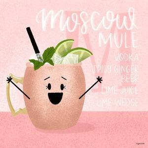 Moscow Mule by Kyra Brown