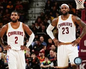 Kyrie Irving & LeBron James 2014-15 Action