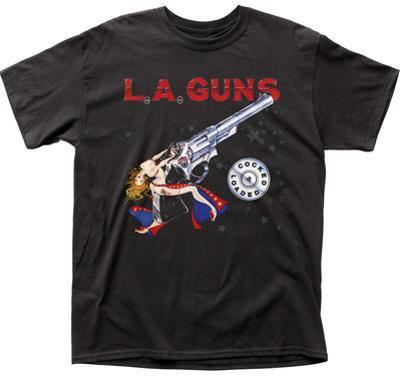 L.A. Guns- Cocked & Loaded