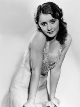 L'actrice americaine Barbara Stanwyck (1907- 1990) (b/w photo)