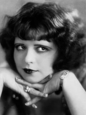 L'Actrice Americaine Clara Bow (1905-1965)