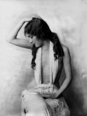L'actrice americaine Gloria Swanson (1899 - 1983)