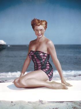 L'actrice Esther Williams, c. 1953 --- Esther Williams, c. 1953 (photo)