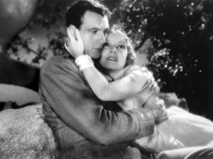 L'Adieu aux armes A FAREWELL TO ARMS by FrankBorzage avec, Helen Hayes, 1932 (d'apres Ernest Heming