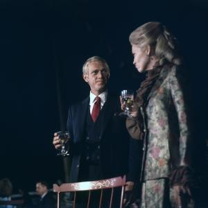 L'Affaire Thomas Crown THE THOMAS CROWN AFFAIR by NormanJewison with Faye Dunaway and Steve Macquee