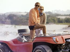 L'affaire Thomas Crown THE THOMAS CROWN AFFAIR by NormanJewison with Steve McQueen, Faye Dunaway, 1
