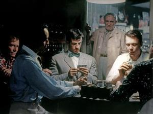 L'aine des Ferchaux by JeanPierreMelville with Jean Paul Belmondo and Charles Vanel, 1963 (d'apres