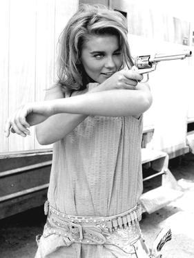 L'Amour en quatrieme Vitesse VIVA LAS VEGAS by GeorgeSidney with Ann-Margret, 1964 (b/w photo)