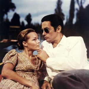 "L'Assassinat by Trotsky "" Assassination of Trotsky "" by Joseph Losey with Alain Delon and Romy Schn"