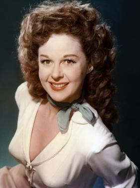 L'Attaque by la Malle-Poste RAWHIDE by HenryHathaway with Susan Hayward, 1951 (photo)