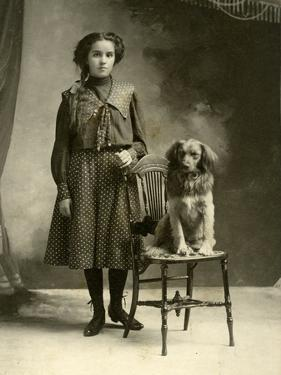Hattie Smith, Age 16 Years, 30 September 1901 by L.B. Forrest
